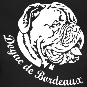 153bt Bordeaux Dogge T-Shirts - Frauen T-Shirt