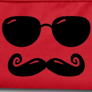 sunglasses and moustache Bags  - Kids' Backpack