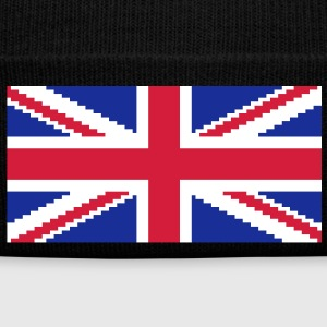 Union Pixel Jack UK Flag Caps & Hats - Winter Hat