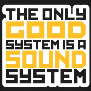 soundsystem T-shirts - Herre-T-shirt