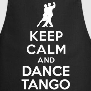Keep calm and dance Tango Tabliers - Tablier de cuisine