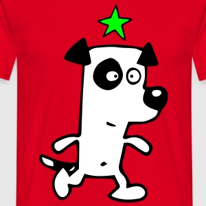 Dog Star by Cheerful Madness!!  T-Shirts - Men's T-Shirt