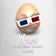 Design ~ Jason's a Moron - 3D Glasses Mug