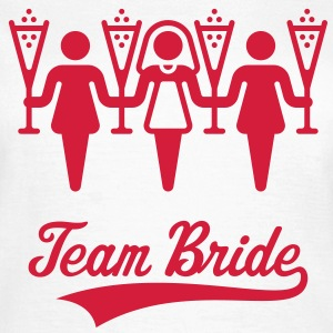 Team Bride, Women's Classic T-Shirt - Women's T-Shirt
