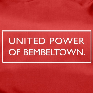 FRANKFURT SPORTTASCHE - United Power of Bembeltown - Sporttasche
