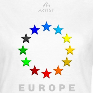 EUROPE - ARTIST T-Shirts - Frauen T-Shirt