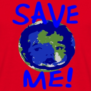 Save the World T-shirts - Mannen T-shirt