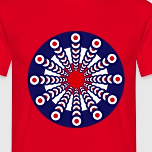 Mod Clock - Men's T-Shirt