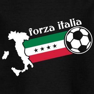 forza italia soccer Shirts - Teenage T-shirt