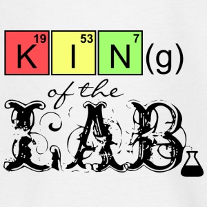 King of the Lab (DDP) T-Shirts - Kinder T-Shirt