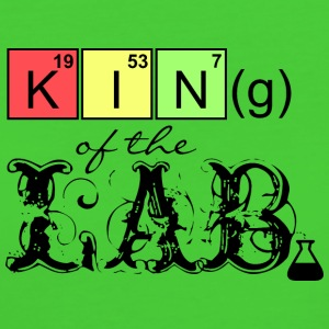 King of the Lab (DDP) T-Shirts - Frauen Bio-T-Shirt