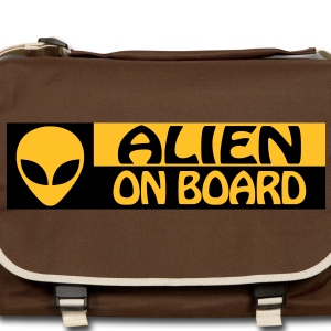 ALIEN ON BOARD Bags  - Shoulder Bag