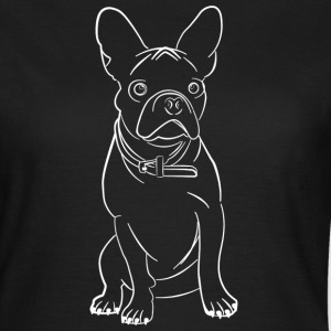 French Bully Love - Frauen T-Shirt