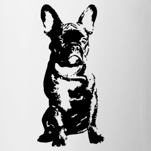 I love my French Bulldog - Tasse