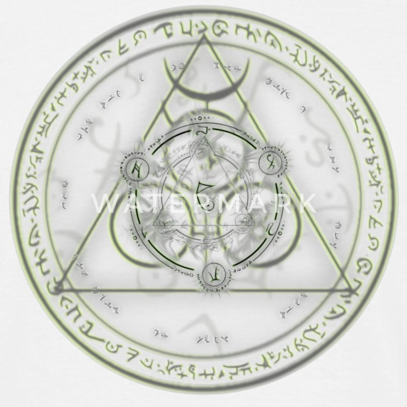 New Age - Arcane Ring T-Shirt - Men's T-Shirt