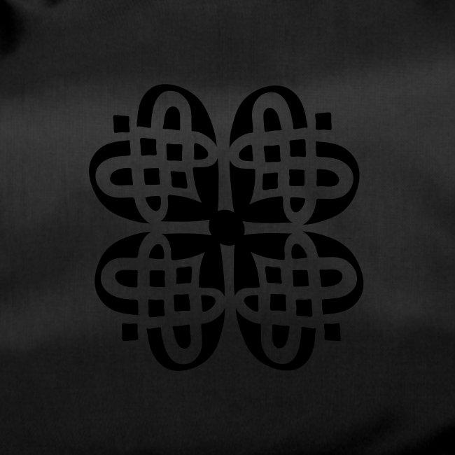 Shamrock Celtic Knot decoration patjila