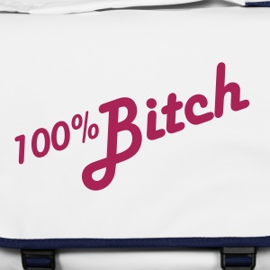 100% Bitch Bags  - Shoulder Bag