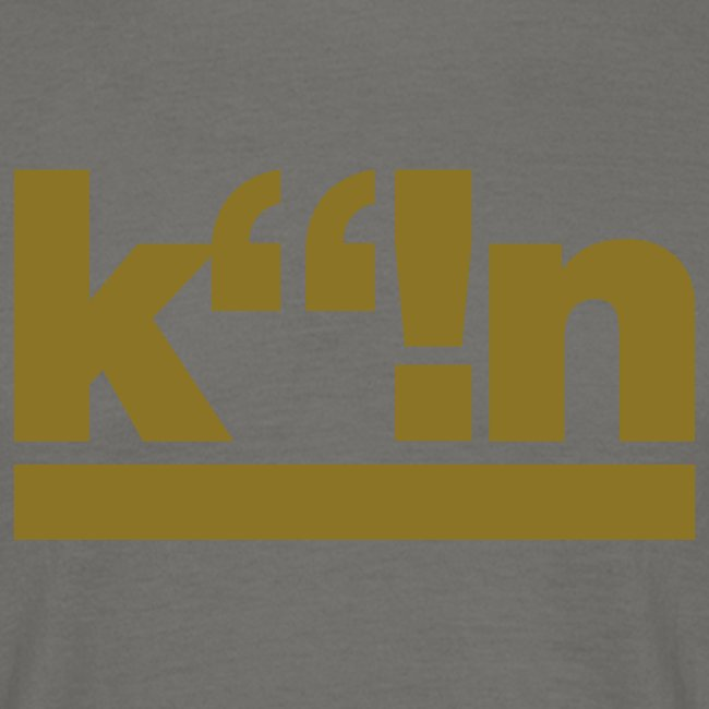 "k""!n | Gold"