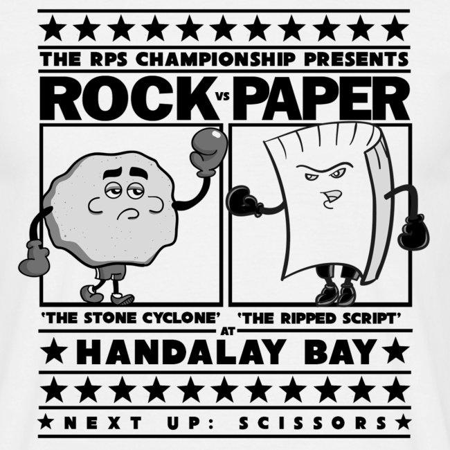 Rock vs Paper
