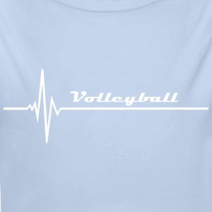 Volleyball  Sweats - Body bébé bio manches longues