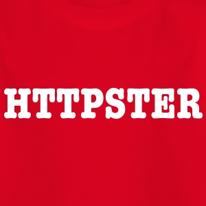 HTTPSTER Shirts - Kids' T-Shirt