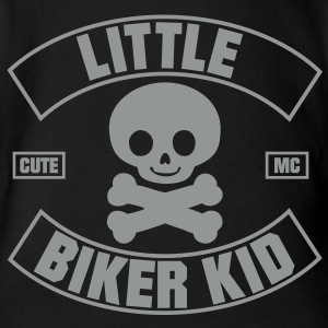 Little Biker Kid MC T-Shirts - Baby Bio-Kurzarm-Body