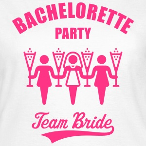 Bachelorette Party Team Bride, T-Shirt - Women's T-Shirt