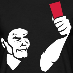 Referee card  T-Shirts - Men's T-Shirt
