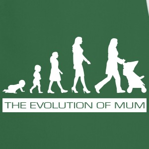 The Evolution of Mum  Aprons - Cooking Apron