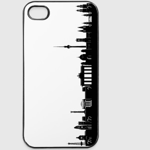 Schönste Skyline Berlin iPhone Case - iPhone 4/4s Hard Case