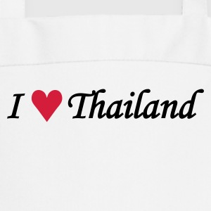 I love Thailand / I heart Thailand  Aprons - Cooking Apron