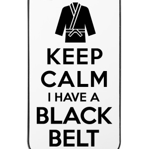 Keep calm i have a black belt Autres - Coque rigide iPhone 4/4s