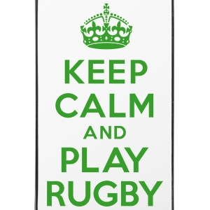 Keep calm play Rugby Autres - Coque rigide iPhone 4/4s