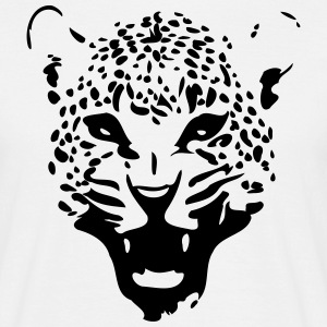 Leopard T-Shirts - Men's T-Shirt