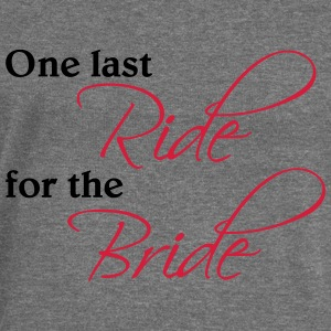 One last ride for the Bride Sweat-shirts - Pull Femme col bateau de Bella