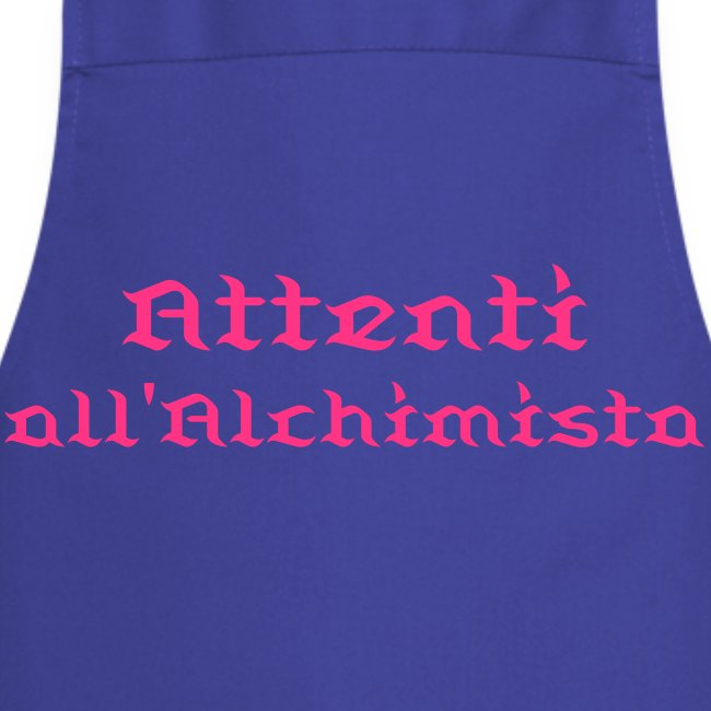 """ATTENTI all'Alchimista"""