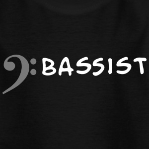I play bass - I'm bassist Shirts - Teenage T-shirt
