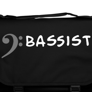 I play bass - I'm bassist Bags  - Shoulder Bag
