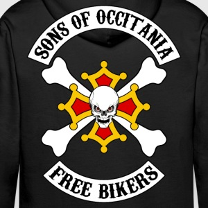 sons of occitania 2 Sweat-shirts - Sweat-shirt à capuche Premium pour hommes
