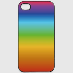 Regenbogen Cover  - iPhone 4/4s Hard Case