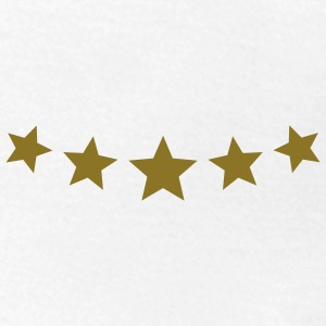 5 Star Award * Five Stars lof winnaar T-shirts - Vrouwen T-shirt