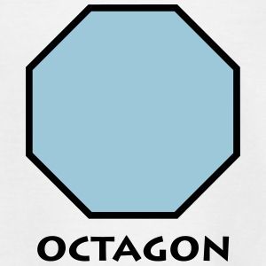 octagon_p1 Shirts - Kids' T-Shirt