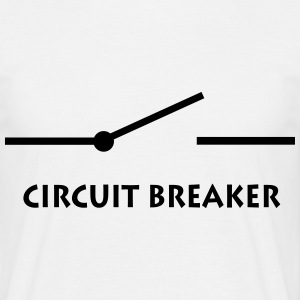 circuit_breaker_p1 Tee shirts - T-shirt Homme