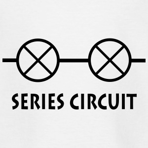 series_circuit_p1 T-shirts - Børne-T-shirt