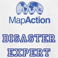 Design ~ Disaster Expert - White