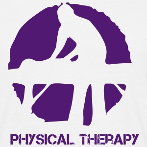 Physical Therapie / Physiotherapie T-Shirts - Männer T-Shirt