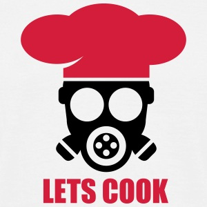 lets_cook T-Shirts - Men's T-Shirt