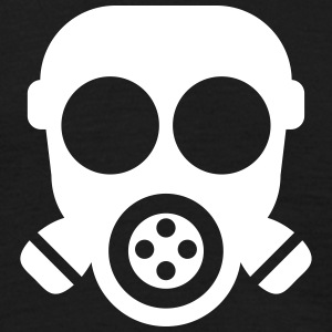 gas_mask Tee shirts - T-shirt Homme
