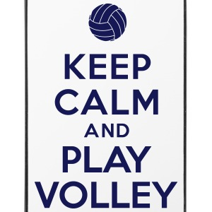 Keep calm and play Volley Autres - Coque rigide iPhone 4/4s