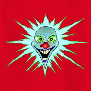 zerostacyflash clown - T-shirt Enfant